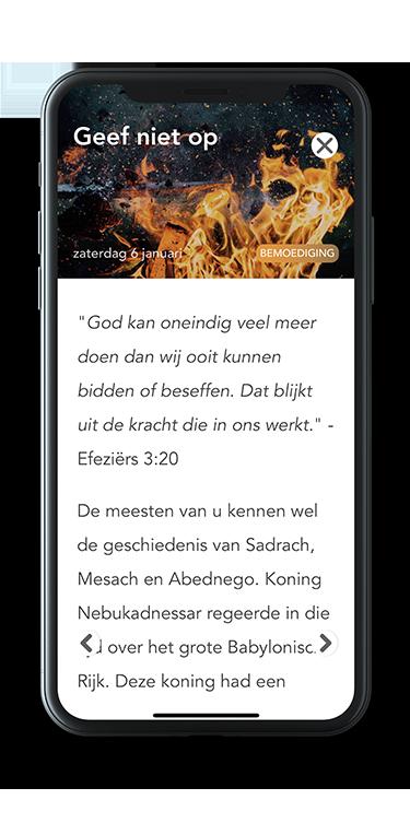 iedere dag met god de app 2 iphone x 4 - Home